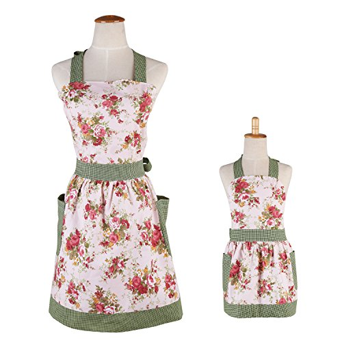 knot apron dress - 9