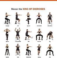 Legs, Butt Core Allstar Innovations Squat Magic Home Gym WorkoutSculpt Abs