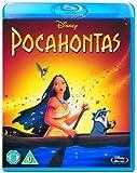 Pocahontas : (Blu-Ray) Walt Disney Animation, Classic, Cartoon, Family