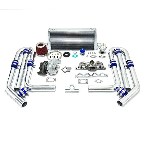 Amazon.com: High Performance Upgrade T04E T3 18pc Turbo Kit - 2.0L DOHC: Automotive