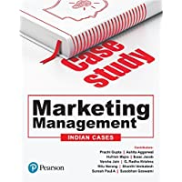 Marketing Management : Indian Cases, 1/e