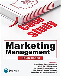 Buy Marketing Management : Indian Cases, 1/e Book Online at Low
