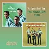 Two Classic Albums from THE KINGSTON TRIO (Close Up/College Concert)