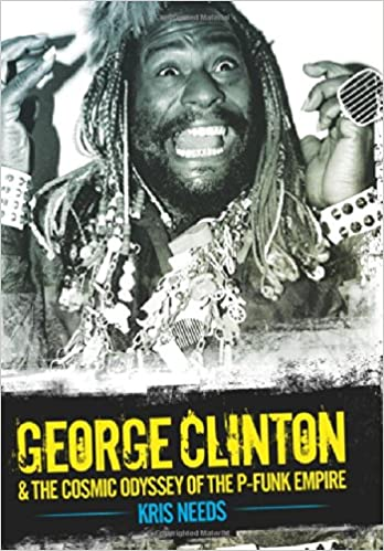 Image result for george clinton and the cosmic odyssey book