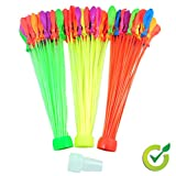 Spot On - Instant Water Balloons Filler ? Fills and Ties 100 More Water Balloons in a Minute, Water Balloons Army , Easy Prepare 111 Self Sealing Balloons As Seen on TV!