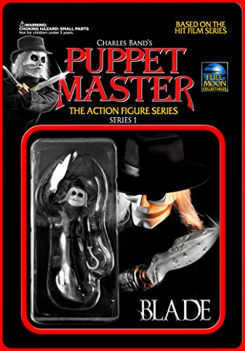 Puppet Master Blade Action Figure]()