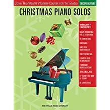 Christmas Piano Solos - Second Grade (Book Only): John Thompson's Modern Course for the Piano