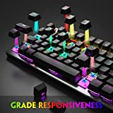 Mechanical Gaming Keyboard and Mouse Combo & Large