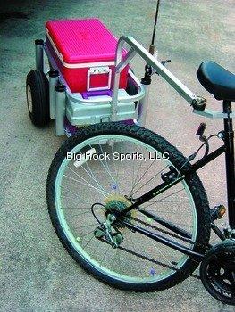 Angler 358 Aluminium Bike Anhängerkupplung für fish-n-mate Carts von Fish N Mate