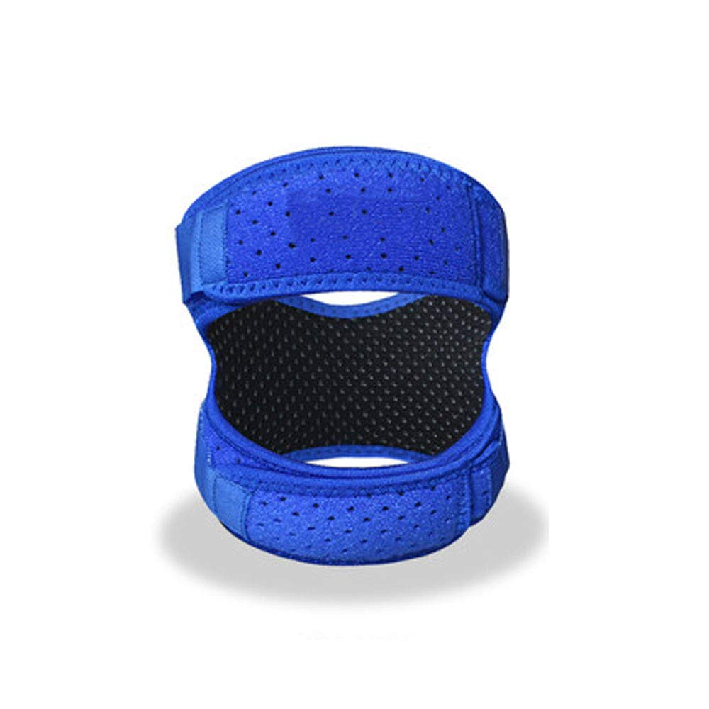 blueee XL (two pieces) Kneepad, Patella Sports Knee Pads, Ladies Special Predection Joints Summer Running Knee Pads