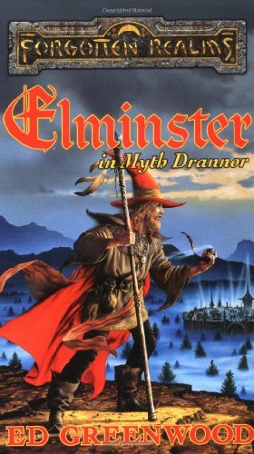 Elminster in Myth Drannor by Ed Greenwood - In Mall Greenwood