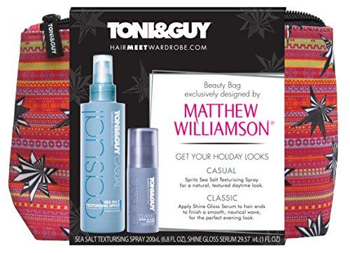 Toni & Guy Bag Gift Set, Mathew - Williamson Mathew