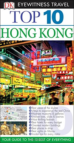Top 10 Hong Kong (Eyewitness Top 10 Travel - Hong Stores Kong Retail