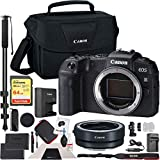 Canon EOS RP Full-Frame Mirrorless Digital Camera Body Only with...
