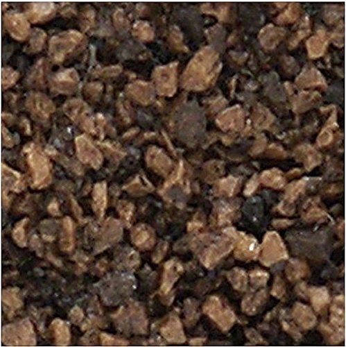 WOODLAND SCENICS B85 Ballast Coarse Dark Brown WOOU1485 ()
