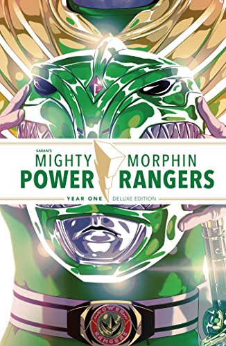 Mighty Morphin Power Rangers Year One: Deluxe by BOOM! Studios (Image #5)