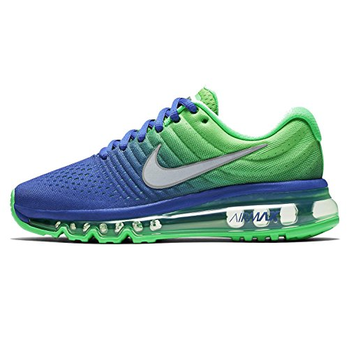 Price comparison product image Boys' Nike Air Max 2017 (GS) Running Shoe