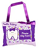 My Growing Season My Tooth Fairy Pillow by Purple