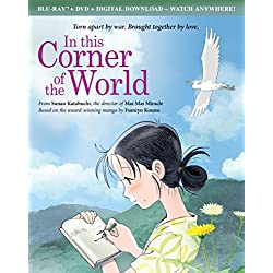 In This Corner Of The World (Blu-ray + DVD)