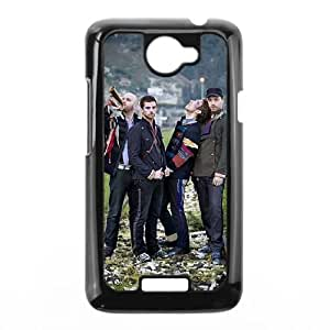 Coldplay HTC One X Cell Phone Case Black present pp001_9650768