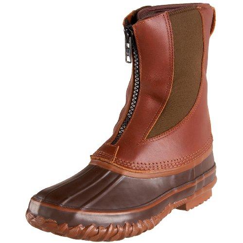 Kenetrek Unisex Bobcat T Zip Insulated Boot,Brown,10 M US