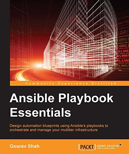 Download Ansible Playbook Essentials Pdf