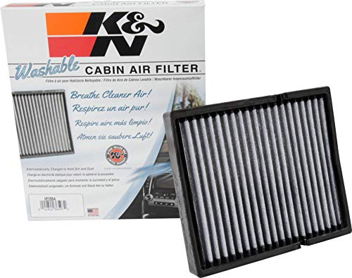K&N VF2054 Cabin Air Filter (N/a Cx Replacement)