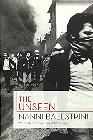 book cover of The Unseen