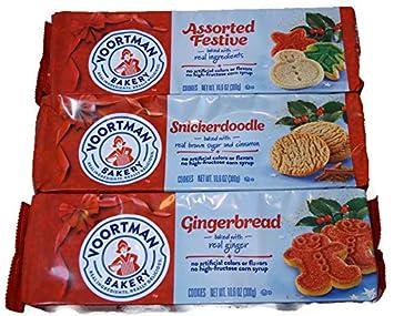Amazon Com Variety Pack Voortman Bakery Cookies Snickerdoodle