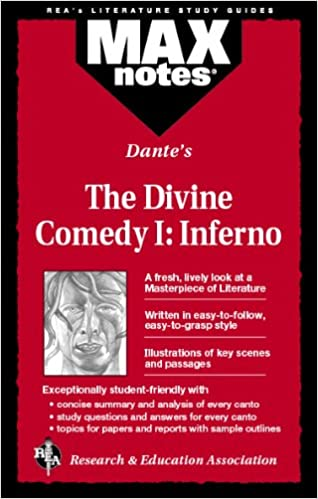 the divine comedy summary sparknotes