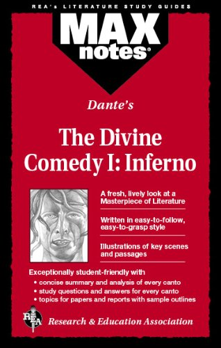 1: Divine Comedy I: Inferno, The (MAXNotes Literature Guides)