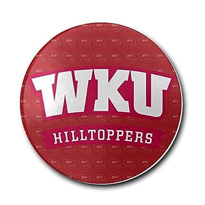 Western Kentucky Hilltoppers Coasters Cork Pat Mat