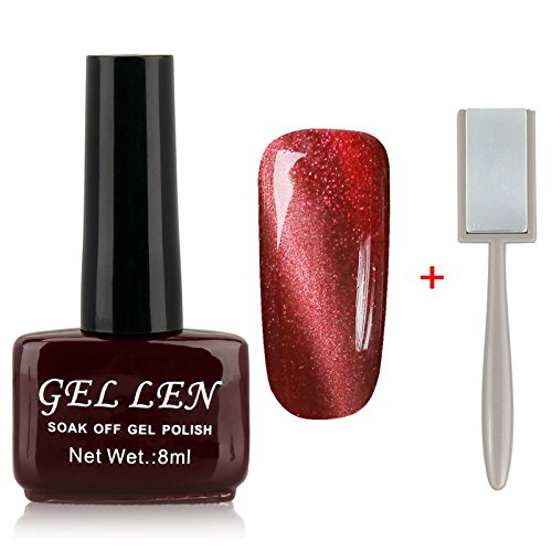 Gellen Cat Eye Series Gel Polish Soak Off Uv Gel Nail Art Fr