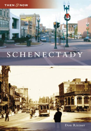 Schenectady (NY) (Then and - York Schenectady New