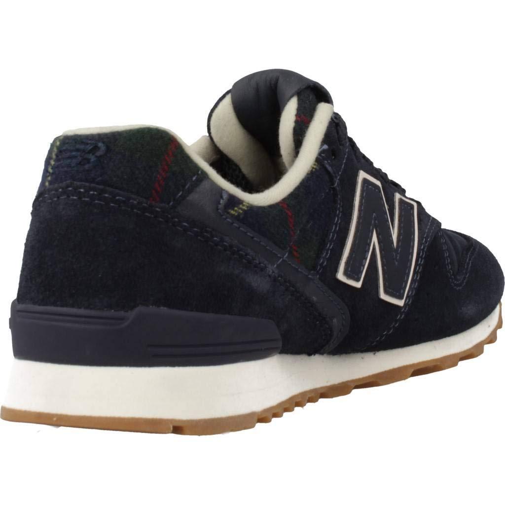New Balance Damen Laufschuhe, Farbe Blau, Marke, Modell Damen Laufschuhe WL996 CI Blau Blau
