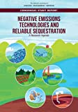 : Negative Emissions Technologies and Reliable Sequestration: A Research Agenda (American Geophysical Union)