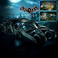Batman: Arkham Knight 2008 Tumbler Batmobile Pack - PS4 [Digital Code]