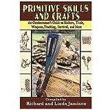 Proforce Equipment Primitive Skills And Crafts Book, Multicolor