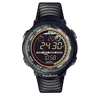 Suunto Vector Wrist-Top Computer Watch with Altimeter, Barometer, Compass, and Thermometer (xBlack) (B000BV7PQU)   Amazon price tracker / tracking, Amazon price history charts, Amazon price watches, Amazon price drop alerts