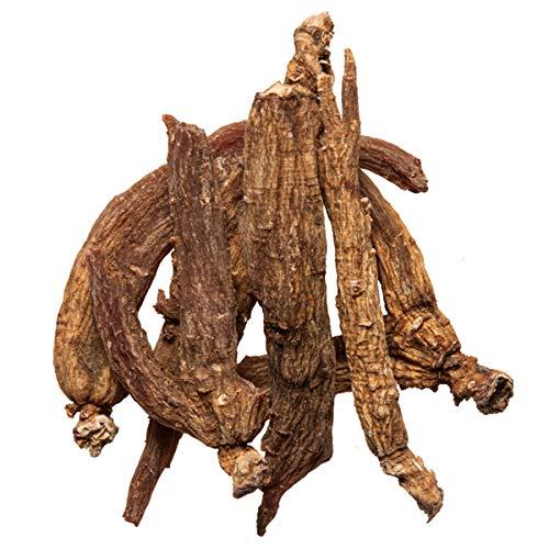 (Organic Red Ginseng Root   You Ji Hong Ren Shen Chinese Herb   #1 Best Quality Organic Red Ginseng Root Herb   Panax Ginseng   Medicinal Grade Chinese Herb 1 Lb. - Plum Dragon Herbs)