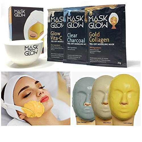 Premium Modeling Peel-Off Mask