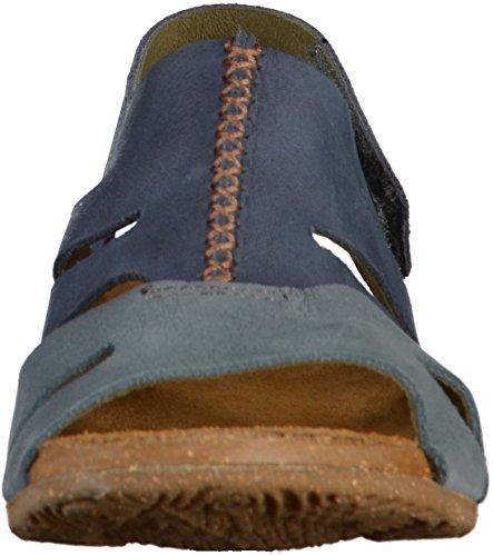 Il Naturalista 5065 Damen Sandalen Blau (ocean-cowboy)