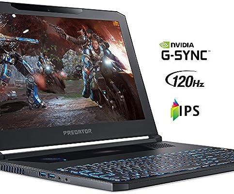 Amazon.com: Acer Predator Triton - Ordenador portátil para ...