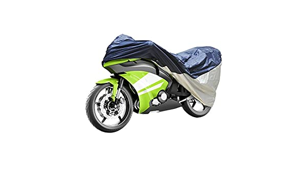 Amazon.com: Detailers Preference Polyester Motorcycle Cover Small and Medium: Automotive