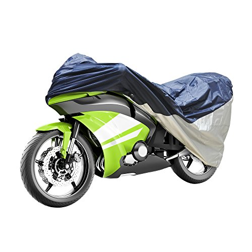 (Detailer's Preference Polyester Motorcycle Cover Small and Medium)
