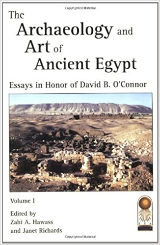 com the archaeology and art of ancient essays in  the archaeology and art of ancient essays in honor of david b o connor 2 volume set cahier no 36 edition
