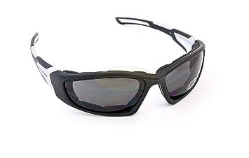 Gafas de sol S-Line Negro/Plata: Amazon.es: Coche y moto