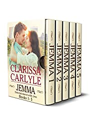 Jemma Boxed Set (Includes all 5 books in the Entertainment with Jem New Adult Romance Series)