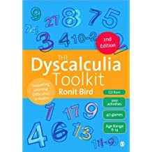 The Dyscalculia Toolkit: Supporting Learning Difficulties in Maths