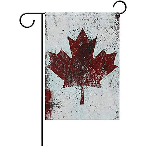 Garden Flag Yard Decor, Flag Canada Garden Flag Stand for sale  Delivered anywhere in USA